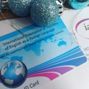 EnRiver в международной ассоциации учителей английского языка (IATEFL)
